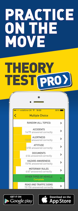 Theory Test Pro in partnership with Alpine School Of Motoring